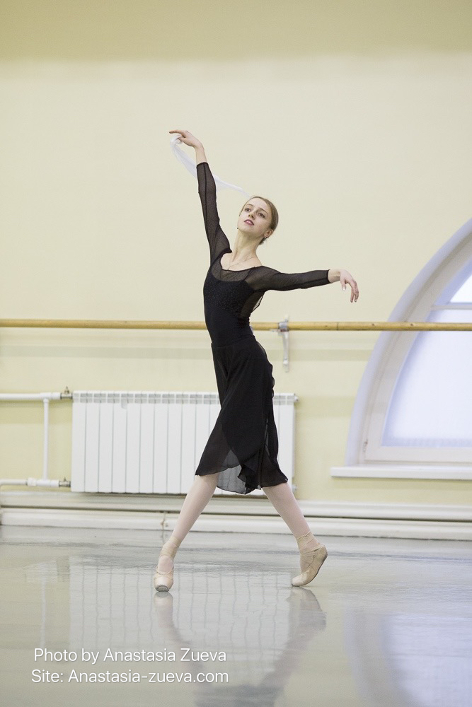Ballet audition 118