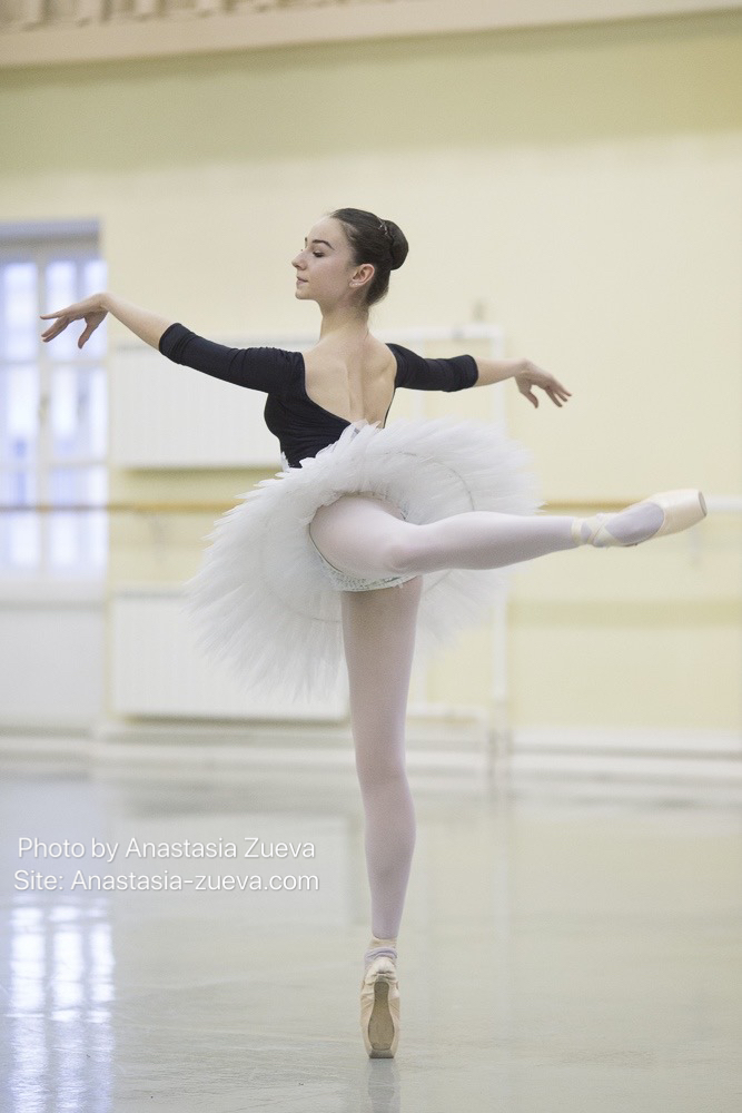 Ballet audition 122