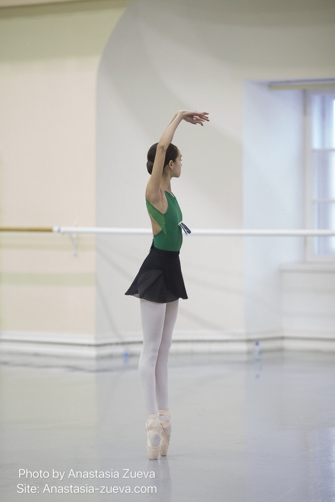 Ballet audition 117