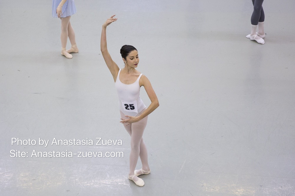 Ballet audition 48