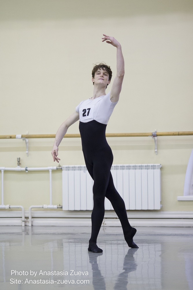 Ballet audition 107