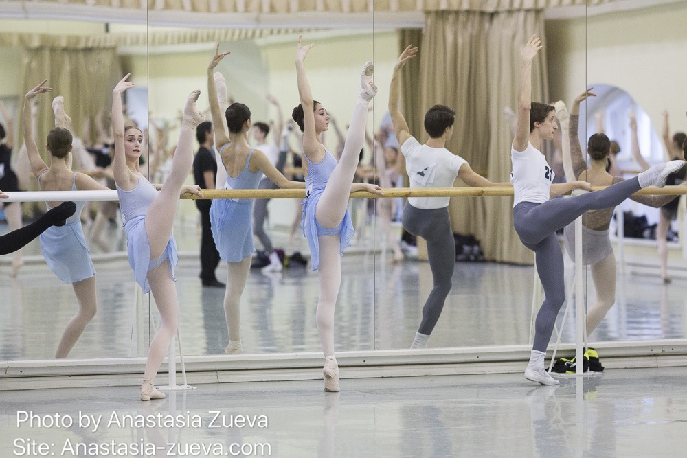 Ballet audition 34