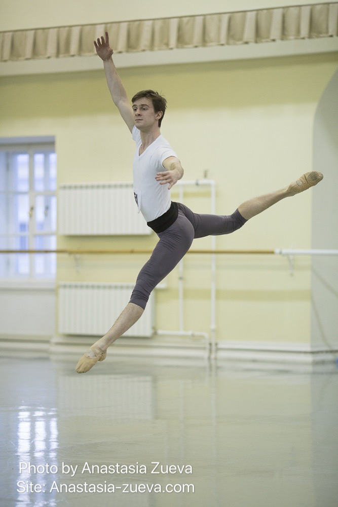 Ballet audition 125