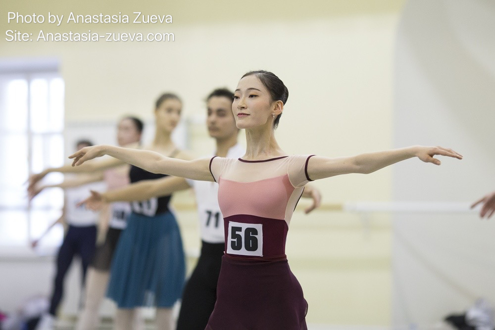 Ballet audition 99