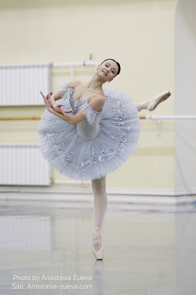 Ballet audition 110