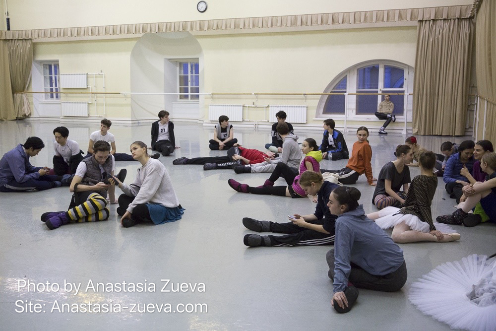 Ballet audition 6