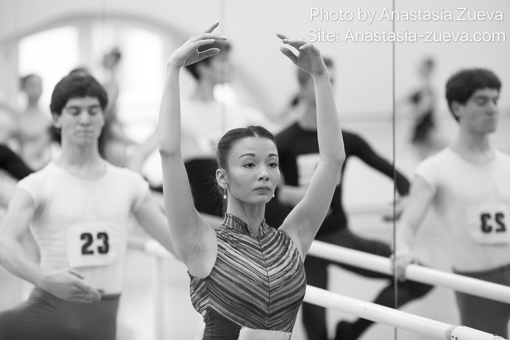 Ballet audition 33