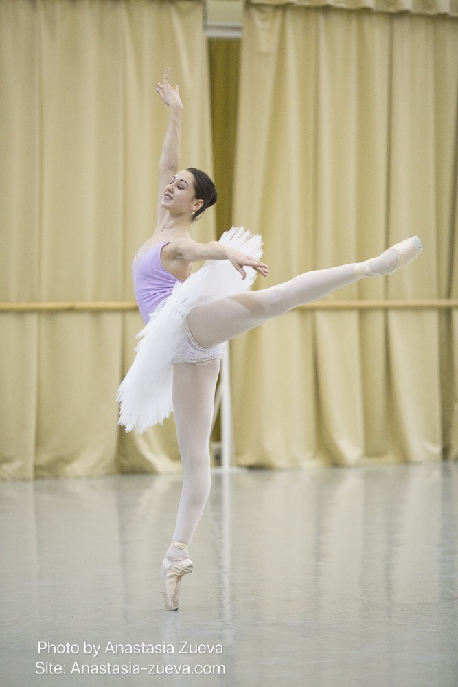 Ballet audition 115