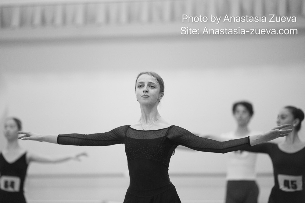 Ballet audition 101