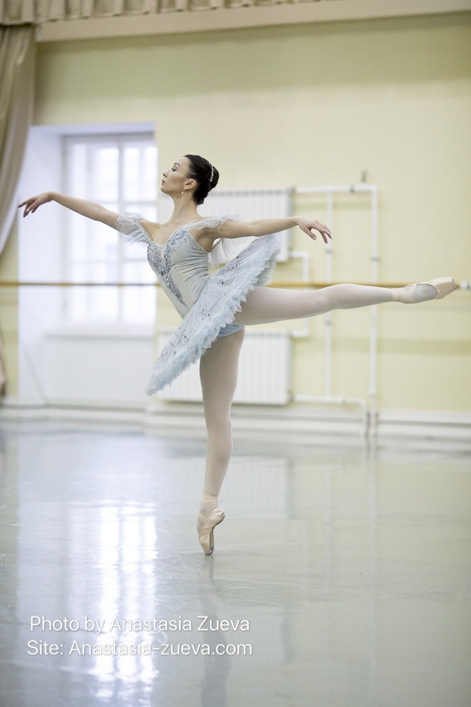 Ballet audition 109